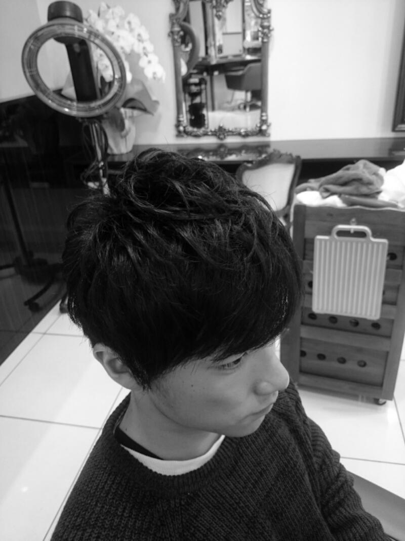 ☆メンズカット…高校生☆