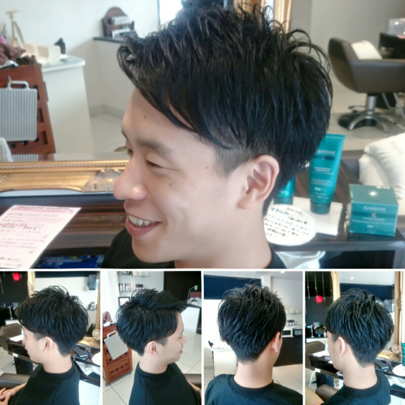 ☆men's hairstyle☆